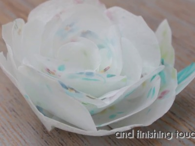 Papeles de arroz o wafer paper Natasha Collins | María Lunarillos | tienda & blog