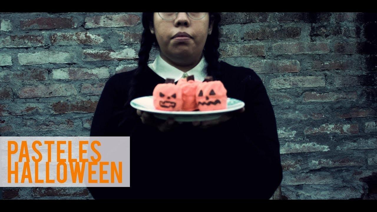 Pasteles Halloween. DIY