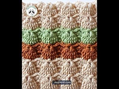 Punto de Crochet Textura 2