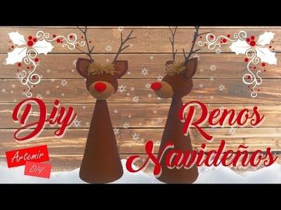 Renos Navideños DIY - Navidad con Artemir
