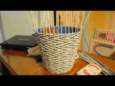 Tejido de cuerda con dibujo en diagonal (2): el tejido en diagonal y zig zag