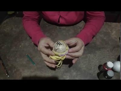 DIY Muñeca con materiales reciclados | Manualidades en casa