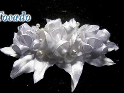 # DIY - Tocado novia # DIY - Bride headdress