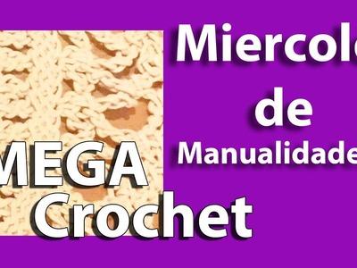 Mega Croche (Miércoles de Manualidades)
