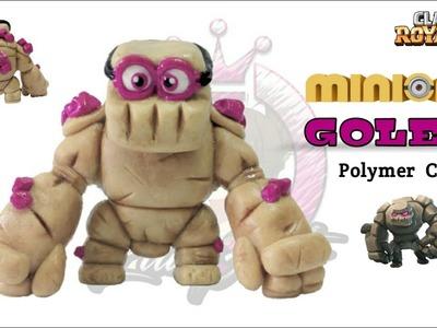 Minion Golem | Clash Royale | Polymer Clay Tutorial
