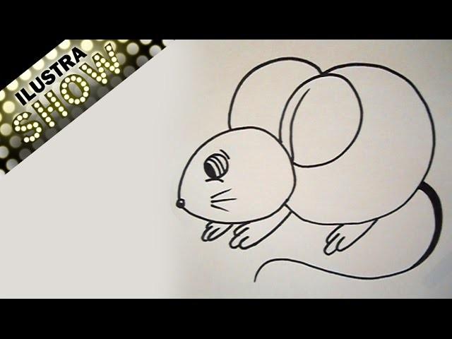 Dibujar Un Ratón Tutorial 2 ILUSTRA SHOW