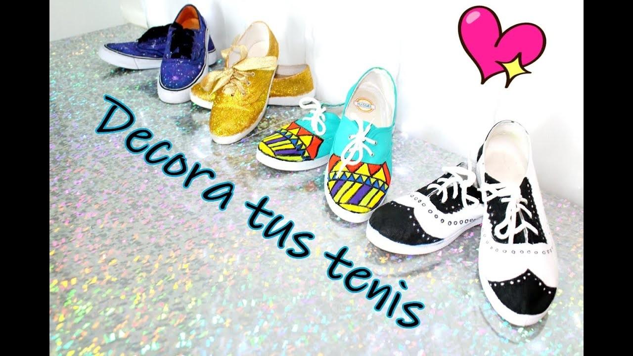 52272225506 DIY Decora tus tenis ????????????????