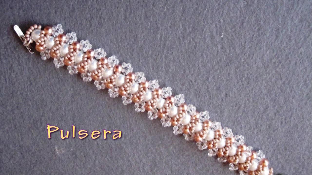 # DIY - Pulsera de encaje # DIY - Lace Bracelet