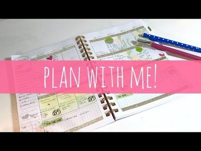 ¡Planifica tu semana conmigo! Decoramos y planeamos la semana juntos (13-19 marzo)