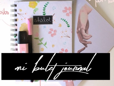 MI BULLET JOURNAL + CÓMO ESTUDIO | Celia Gallego