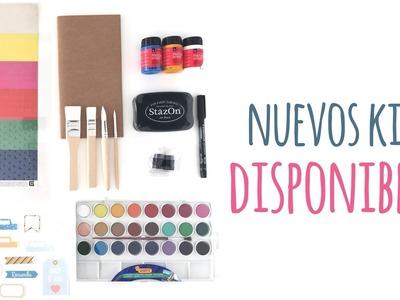 Nuevos kits disponibles en la tienda on-line