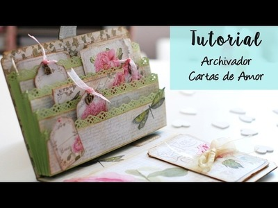 Tutorial Archivador Cartas de Amor