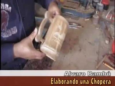 Artesanías y Estructuras Alvaro Bambú