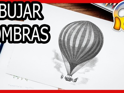 ???? CURSO DE DIBUJO: COMO DIBUJAR LUZ Y SOMBRA ✅▶️ paso a paso | how to draw shadows