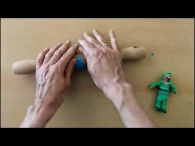 Tutorial stop-motion: estructuras para hacer figuras (2)