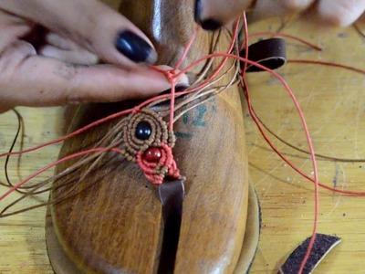 Como hacer sandalias | Parte 2 | Tejido | CreandoConmigo