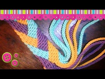 Gasa Wayuu Ply Split
