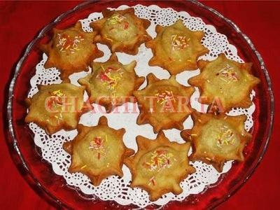 CHACHI-TARTA: Pastelitos de dulce de membrillo