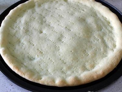 Cómo hacer masa de pizza sin gluten | Receta de masa de pizza sin gluten