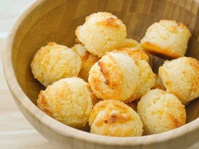 Coquitos ✩ Receta Fácil y Rápida || Sin Harina o Gluten || Tan Dulce