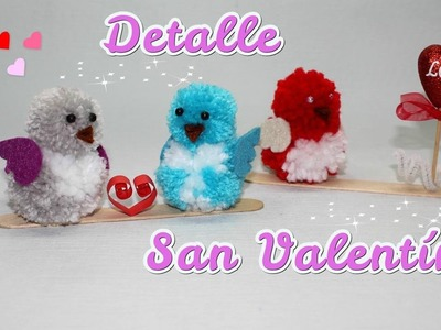 Detalle de San valentín