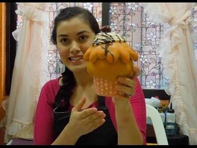 DIY Pinta Ceramica Alhajero Cupcake PARTE 1. Mano Art