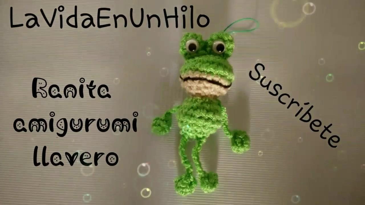 Ranitas Sonajero: patrón / Felix, the frog (rattle) – Maria ... | 720x1280