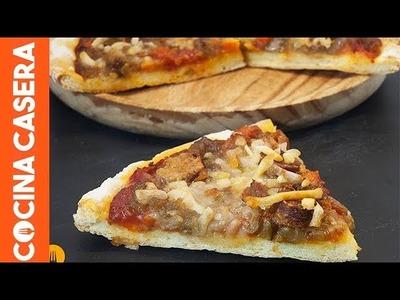 Masa de Pizza sin Gluten para Celíacos