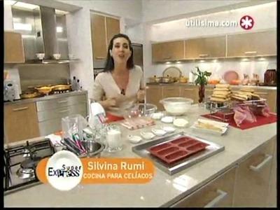 Pan para panchos de Silvina en Utilisima