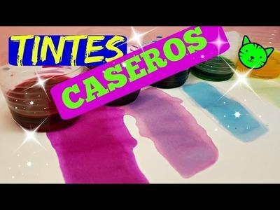 5 maneras de hacer tintes caseros que ni imaginabas - HOW TO MAKE HOMEMADE DYES