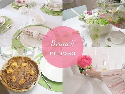 Brunch con amigas | Ideas de decoración y recetas