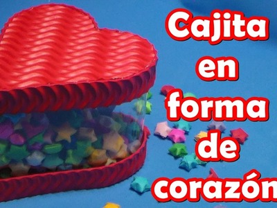 Cajita en forma de Corazón (Nueva version mejor explicada)