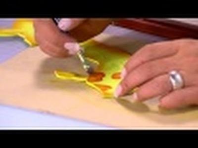 Como Hacer un Cuadro para Bebe con Termoformado - Hogar Tv  por Juan Gonzalo Angel