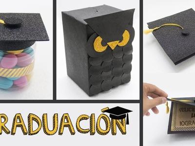 DIY: REGALITOS para GRADUACIÓN