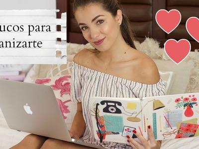 ¿Cómo me organizo en la Universidad? Tips + Trucos | Natalia Merino
