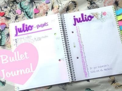 DIY Bullet Journal de regreso a clases  [Tips para organizarnos] |Marqueza