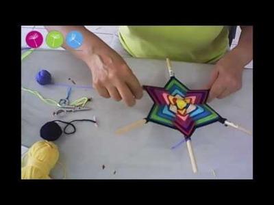 Mandala: Fractales del Fruto de la Vida