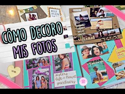SCRAPBOOKING: DECORA TUS FOTOS!! TODO LO QUE DEBES SABER | Valeria Basurco