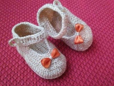 Zapatitos de bebé 2a parte