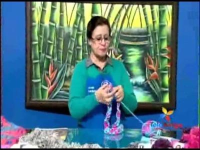 Teleamiga Aprenda y venda Coats tejido tunecino