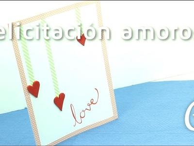Cómo hacer una tarjeta de corazones para el Día de la madre | facilisimo.com