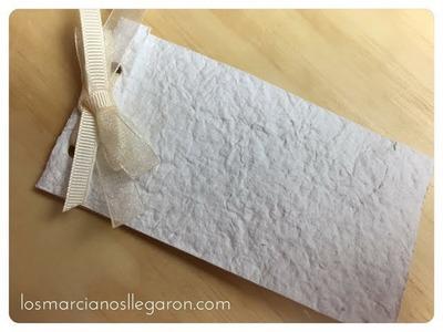 Cómo hacer y trabajar con pasta de papel | facilisimo.com