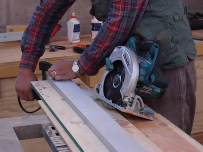 ¿Cómo utilizar la sierra circular? - Tips de Carpintería