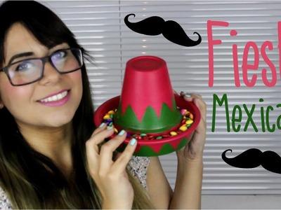 DIY FIESTA MEXICANA. IDEAS COMO DECORAR UNA FIESTA MEXICANA - Hablobajito