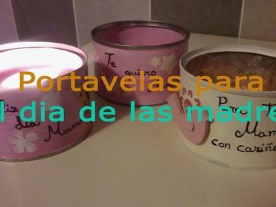 1f10b8287bb1 Portavelas para el dia de la madre