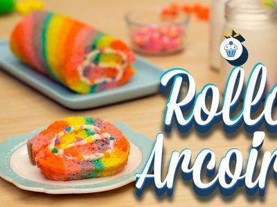 ¿Cómo preparar Rollo Arcoíris? - Cocina Fresca