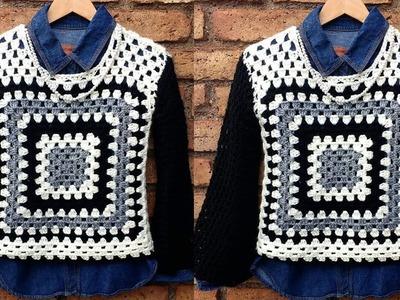 Tejidos a crochet. nuevos modelos
