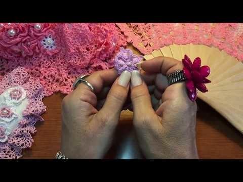 Tutorial Flor????#10 Crochet paso a paso