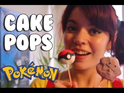 Cake Pops de Pokémon! | Nom Nom