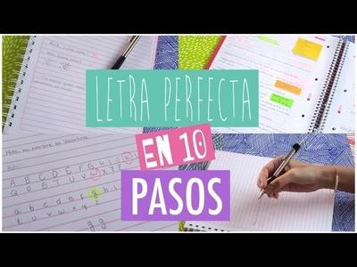 CÓMO MEJORAR LA LETRA + Sorteo de REGRESO A CLASES (cerrado)